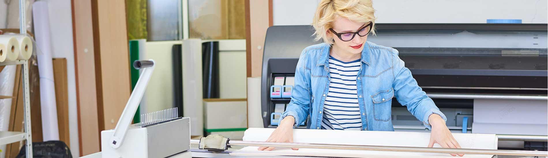 our print shop